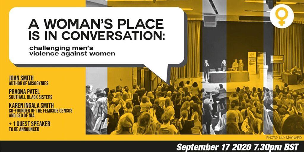 Women's Place online conversation